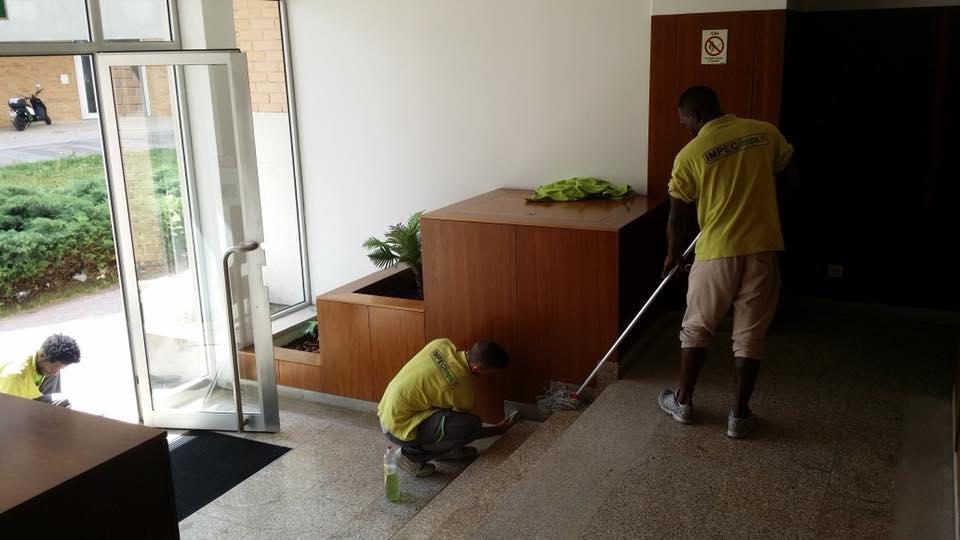 Serviços de Limpeza de Condomínios ImpecLimpa Lisboa