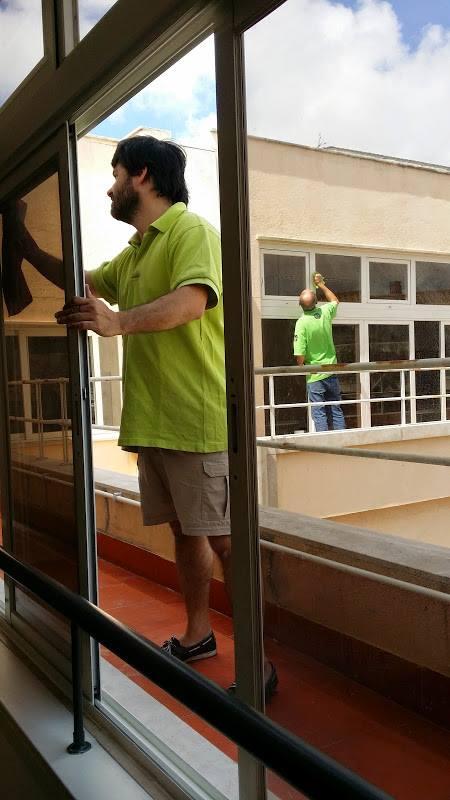 Limpeza de Vidros e Janelas em Lisboa