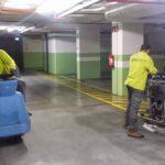 IMPECLimpa Serviços de Limpeza e Lavagem de Parqueamento em Lisboa